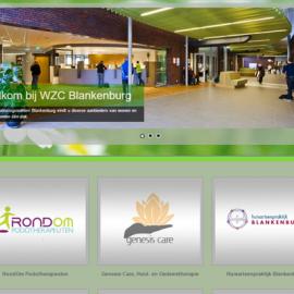 Website WZC Blankenburg