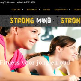 Website Sportinstituut Kam-Lung