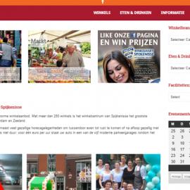 Website Winkelhart Spijkenisse
