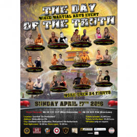 Poster Gala The day of the Truth 2016