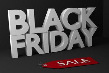 Black Friday thema